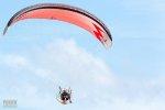 Czerwony spadochron